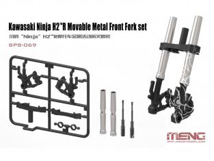 MENG SPS-069 H2 ™ R Ensemble de fourche avant mobile 1/9