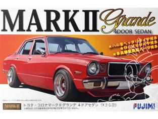 Fujimi maquette voiture 038735 Toyota Mark II Grande 4 portes 1/24