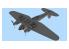Icm maquette avion 48265 He 111H-6 Afrique du Nord, bombardier allemand de la seconde guerre mondiale 1/48