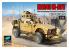 Galaxy Hobby maquetyte militaire GH72A01 M1240 M-ATV avec tourelle O-GPK 1/72