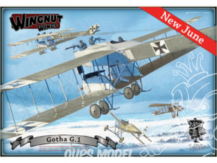 Wingnut Wings maquette avion 32045 Gotha G.1 1/32
