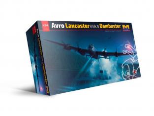 HK Models maquette avion 01E011 Avro Lancaster B MkIII. 1/32