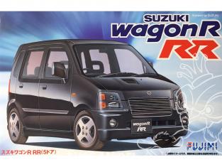 Fujimi maquette voiture 038254 Suzuki Wagon R RR 1/24
