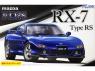 Fujimi maquette voiture 039428 Mazda RX-7 Type RS FD3S 1/24