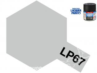 Peinture laque couleur Tamiya LP-67 SMOKE 10ml