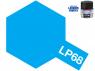 Peinture laque couleur Tamiya LP-68 BLEU Transparent 10ml