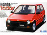 Fujimi maquette voiture 037523 Honda Today 1985 1/24