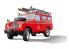 Italeri maquette voiture 3660 LAND ROVER POMPIERS 1/24
