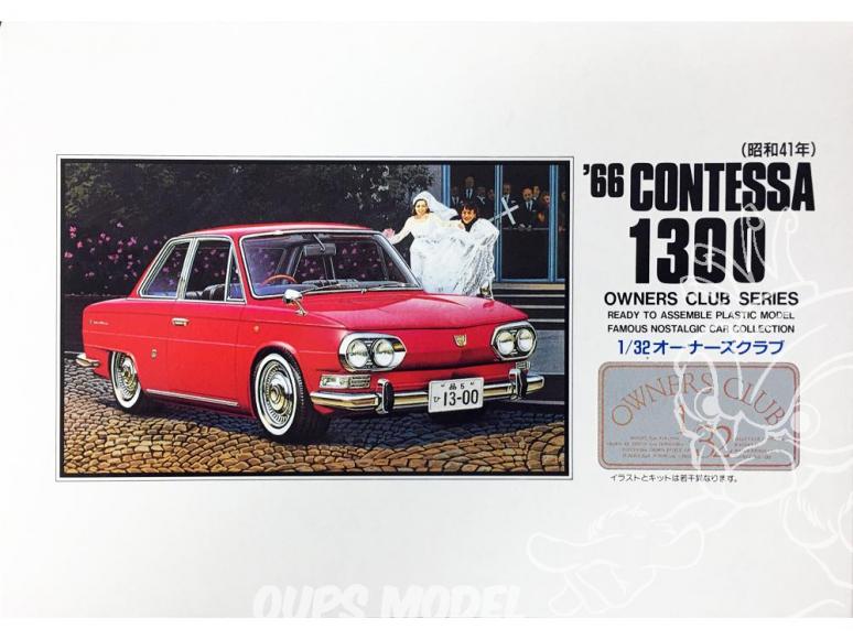 Arii maquette voiture 01064 Contessa 1300 1966 1/32