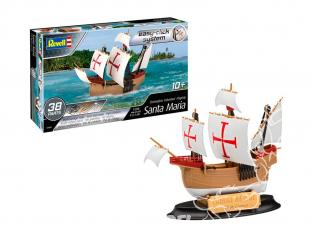 revell maquette bateau 5660 Santa Maria Easy-Click 1/350