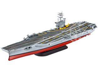 Revell maquette bateau 05814 U.S.S. Nimitz (CVN-68) 1/1200