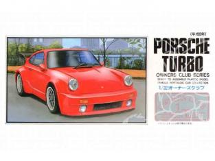 ARII maquette voiture 91062 Porsche Turbo 1/32