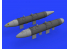 Eduard kit d'amelioration avion brassin 648491 AN/ALQ-71(V)-2 ECM Pod 1/48