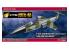 HASEGAWA maquette avion 64774 Zone 88 F-104 Starfighter (type G) Silane Barnac 1/72