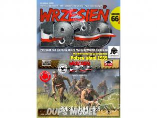 First to Fight maquette militaire pl066 UHLANS POLONAIS A PIED Campagne de Pologne 1939 1/72