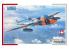 Special Hobby maquette avion 72391 DH.100 Vampire 6 'Pinocchio Nose' FORCE AÉRIENNE SUISSE 1962 1/72