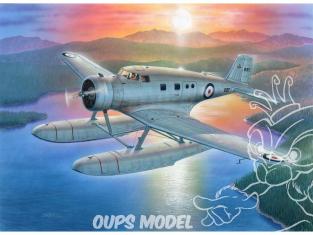 Special Hobby maquette avion 72353 Canadian Vickers Delta Mk. II ARC Sur la neige et l'eau 1/72