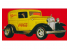 "MPC maquette voiture 902 1932 ""Coca Cola"" Ford Sedan De livraison 1/25"
