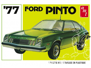 AMT maquette voiture 1129 1977 Ford Pinto 1/25