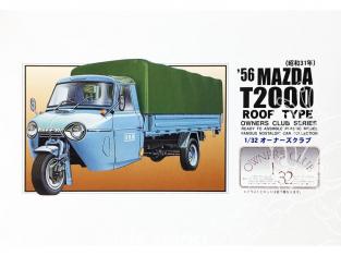 Arii maquette voiture 31061 Mazda T2000 Baché 1956 1/32