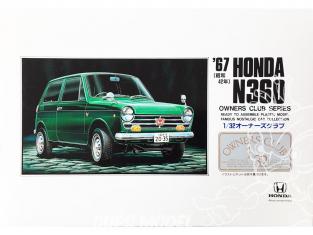 Arii maquette voiture 41005 Honda N360 1967 1/32