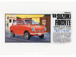 Arii maquette voiture 51002 Suzuki Fronte 1968 1/32