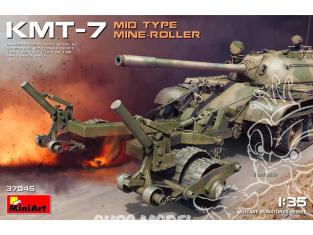 Mini Art maquette militaire 37045 MINE-ROLLER KMT-7 MID TYPE 1/35