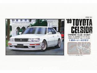 Arii maquette voiture 01063 Toyota Celsior 1989 1/32