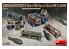 Mini Art maquette militaire 35316 ROCKETS ALLEMANDS 28cm WK Spr et 32cm WK FLAMM 1/35