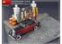 Mini Art maquette militaire 35598 Station service Allemande 1930-40s