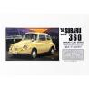 Arii maquette voiture 41004 Subaru 360 1958 1/32