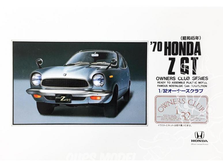 Arii maquette voiture 41010 Honda Z GT 1970 1/32