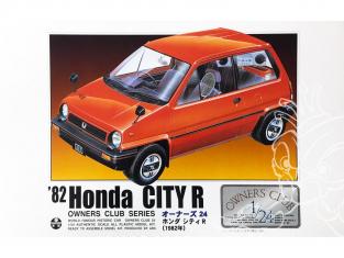 Arii maquette voiture 31163 Honda City R 1982 1/24