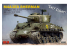 Rye Field Model maquette militaire 5028 M4A3E8 Sherman Easy Eight avec chenilles maillon par maillon 1/35