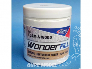 DELUXE MATERIALS BD48 Wonderfill mastic 240ml