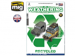 MIG magazine 4526 Numéro 27 Recyclé en Anglais
