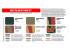 Hataka Hobby peinture acrylique Red Line AS106 Set de peinture WW2 Italian AFV 6 x 17ml