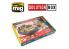 MIG Solution Box 7703 Véhicules Allemands fin de Guerre WWII Couleurs et Vieillissement - Livre