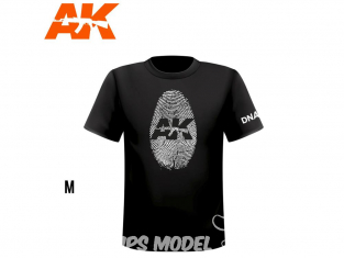Ak Interactive T-Shirt AK920 T-Shirt Ak Interactive DNA Homme taille M