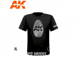 Ak Interactive T-Shirt AK922 T-Shirt Ak Interactive DNA Homme taille XL