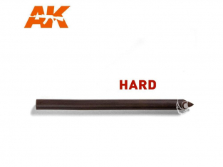 Ak interactive AK4187 Crayon de détail Chipping - Ecaillage Dur - Hard