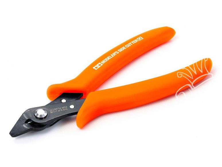TAMIYA 69929 Pinces Coupantes Alpha Orange