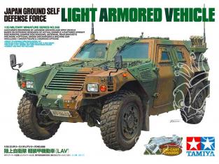 TAMIYA maquette militaire 35368 VÉHICULE BLINDÉ LÉGÈR FORCE AUTO-DÉFENSE AU JAPON 1/35