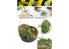 AK interactive végétation ak8135 Fougères sèches 1/35 - 1/32 - 1/48