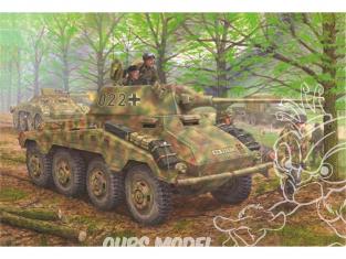 Dragon maquette militaire 6943 Sd.Kfz.234/2 Puma Premium 1/35