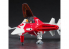 "HASEGAWA maquette avion 64775 ""Crusher Joe"" Fighter 2 avec figurine Alfin Creator Works Limited Edition 1/48"