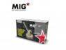 MIG Productions by AK MP35-114 Grue ferroviaire Port Européen 1/35
