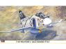 HASEGAWA maquette avion 00367 F-4N Phantom II Jolly Rogers VF-84 1/72
