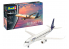 "Revell maquette model set avion 03883 Embraer 190 Lufthansa ""New Livery"" 1/144"