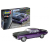 Revell maquette voiture 07664 Plymouth AAR Cuda de 1970 1/25